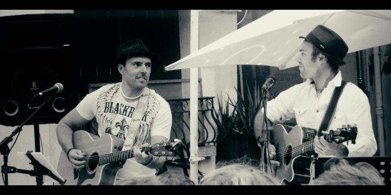 Popflight, musicien Rock en représentation à Gard - photo de couverture n° 2