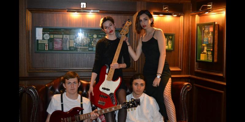 The Traps , groupe de musique Rock en représentation à Vaucluse - photo de couverture