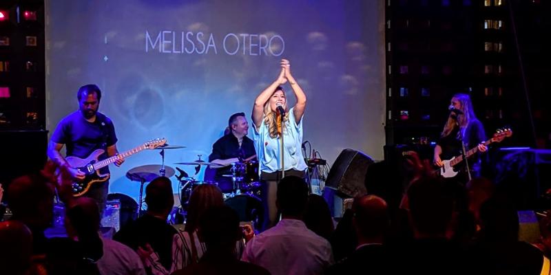Melissa Otero, musicien Pop en représentation à Guadeloupe - photo de couverture n° 1