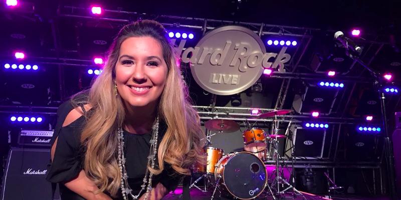 Melissa Otero, musicien Pop en représentation à Guadeloupe - photo de couverture n° 2