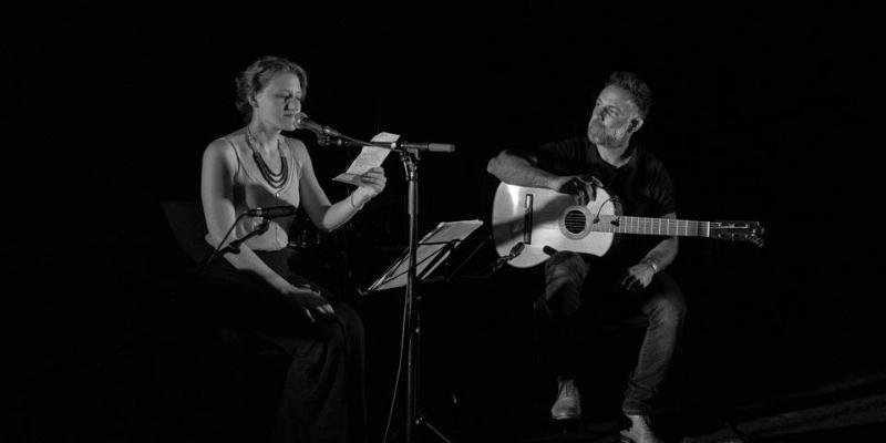 Mara Szachniuk, musicien Chanteur en représentation à Gironde - photo de couverture n° 1