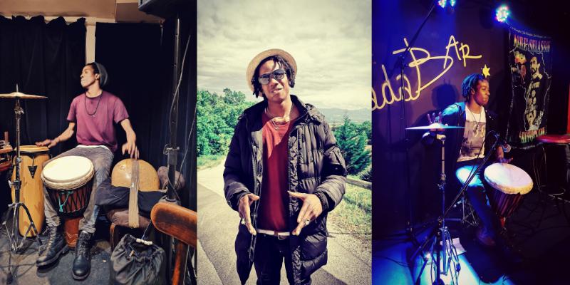 Saho Ba, groupe de musique Jazz en représentation à Paris - photo de couverture n° 3