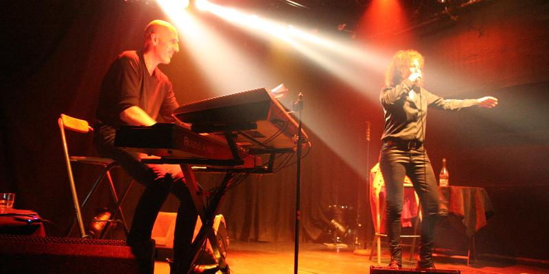marieline Weber, musicien Chanteur en représentation à Paris - photo de couverture