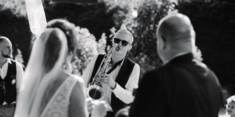Flo Sax, musicien Electronique en représentation à Nord - photo de couverture n° 3
