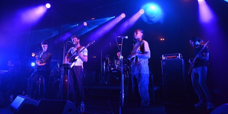 Jamesty, groupe de musique Reggae en représentation à Seine Saint Denis - photo de couverture n° 1