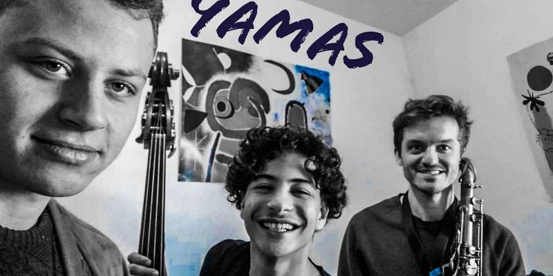 Yamas, groupe de musique Jazz en représentation à Paris - photo de couverture n° 2