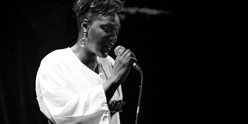 Kdessa, musicien Soul en représentation à Seine Saint Denis - photo de couverture