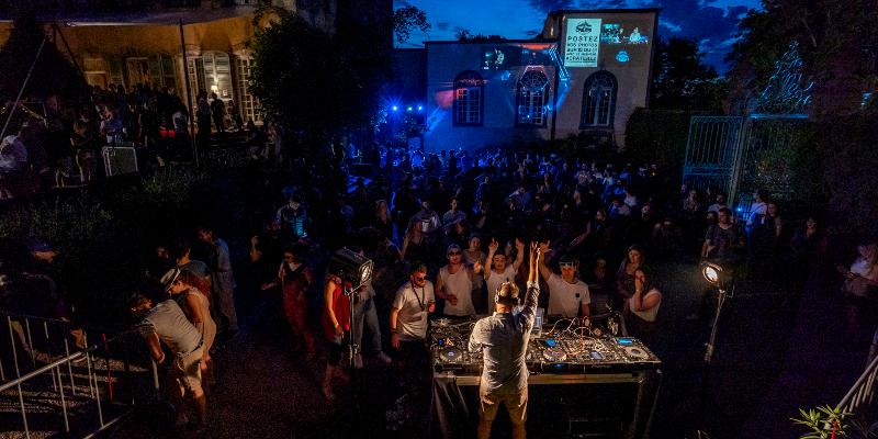 Tony Mirage, DJ Dj en représentation à Puy de Dôme - photo de couverture n° 2