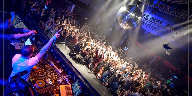 Tony Mirage, DJ Dj en représentation à Puy de Dôme - photo de couverture n° 1